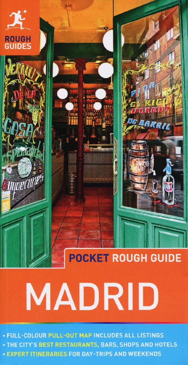 Madrid: Pocket Rough Guide