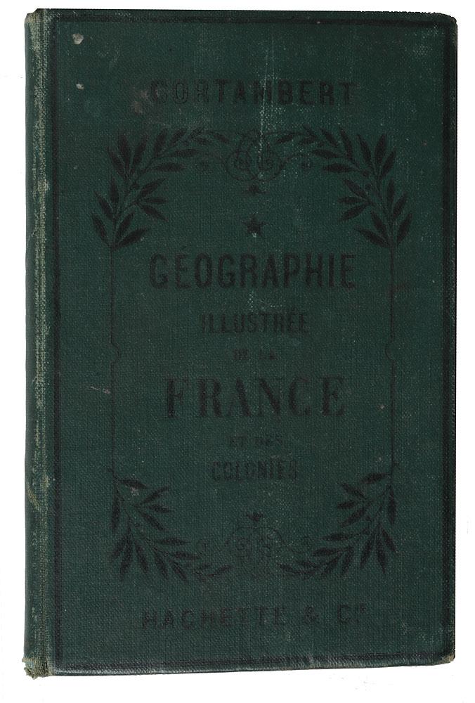 Petite Geographie Illustree de la France