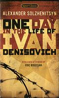 Обложка книги One Day in the Life of Ivan Denisovich