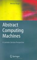 Обложка книги Abstract Computing Machines