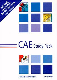 CAE Study Pack (+ 2 CD)