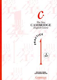 The New Cambridge English Course. Practice 1 + Key (+ CD)