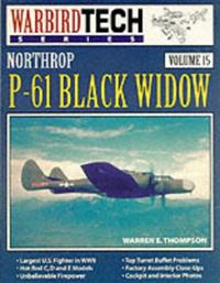 Northrop P-61 Black Widow (WarbirdTech)