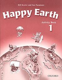 Happy Earth 1. Activity Book