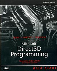Microsoft Direct3D Programming Kick Start
