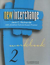 New Interchange Workbook 2: English for International Communication