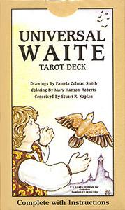 Universal Waite Tarot Deck (набор из 78 карт)