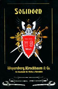 Solingen: Weyersberg Kirschbaum & Cie