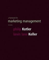 Framework for Marketing Management (3rd Edition)