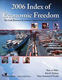 2006 Index of Economic Freedom (Index of Economic Freedom) (Index of Economic Freedom)