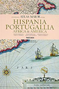 Atlas Maior - Hispania, Portugallia, Africa & America