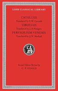 Catullus, Tibullus, Pervigilium Veneris