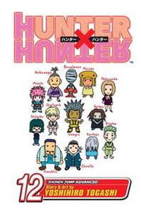 Hunter x Hunter, Volume 12 (Hunter X Hunter (Graphic Novels))