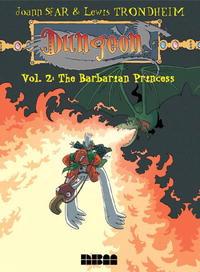 Zenith: The Barbarian Princess (Dungeon)