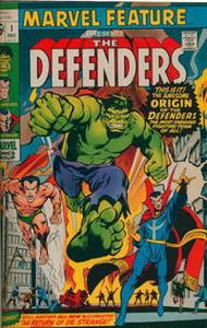 Essential Defenders, Vol. 1 (Marvel Essentials)