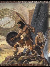 Conan RPG Titos Trading Post (Conan RPG S.)