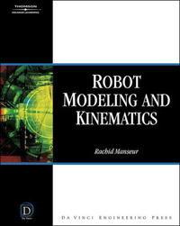 Robot Modeling & Kinematics (Computer Engineering)