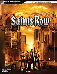 Saints Row Signature Series Guide (Signature)