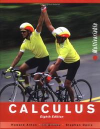 Calculus: Multivariable