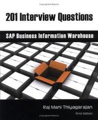 201 Interview Questions: SAP Business Warehouse Information