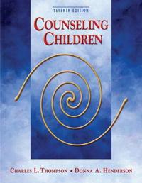 Counseling Children: A Developmental Approach