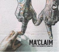 Ma'claim: Finest Photorealistic Graffiti