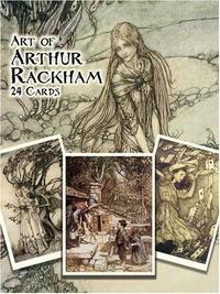 Art of Arthur Rackham: 24 Cards