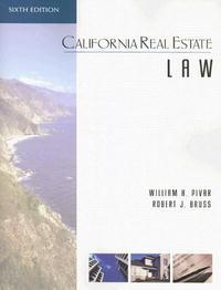 California Real Estate Law (California Real Estate Law)