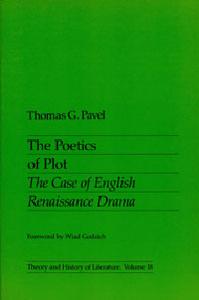 The Poetics of Plot: The Case of English Renaissance Drama