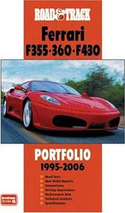 Road & Track Ferrari F355-360-F430 Portfolio: 1995-2006