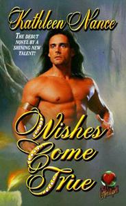 Wishes Come True (The Djinn Series, Book 1)