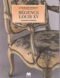 Mobilier Regence, Louis XV