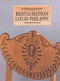 Mobilier Restauration, Louis-Philippe