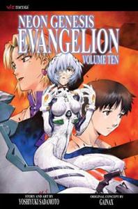 Neon Genesis Evangelion, Volume 10