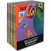 Britannica Discovery Library (комплект из 12 книг)