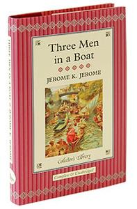 Three Men in a Boat (подарочное издание)