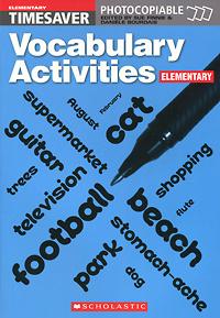 Vocabulary Activities: Elementary