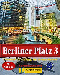 Berliner Platz 3 (+ CD)