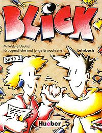Blick 2: Lehrbuch