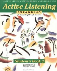 Active Listening: Expanding Understanding through Content Student's book (Active Listening)