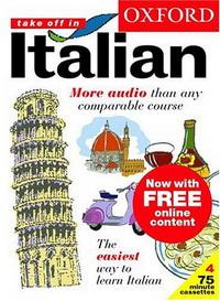 Oxford Take off in Italian (+ 4 кассеты)