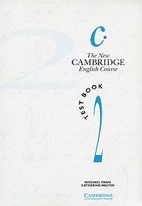 The New Cambridge English Course: Test Book 2