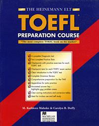 The Heinemann Elt Toefl Preparation Course