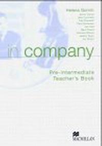 In Company Pre-intermediate: Teacher's Book