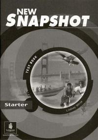New Snapshot: Starter Level: Test Book (A&B) (Snapshot)