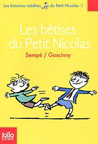Les betises du Petit Nicolas