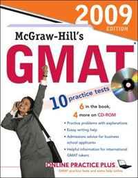 McGraw-Hill's GMAT (+ CD-ROM)