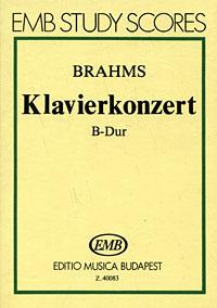 Brahms: Klavierkonzert: B-Dur