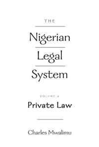 Nigerian Legal System