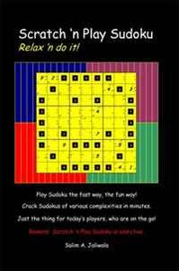 Scratch 'n Play Sudoku: Relax 'n do it!